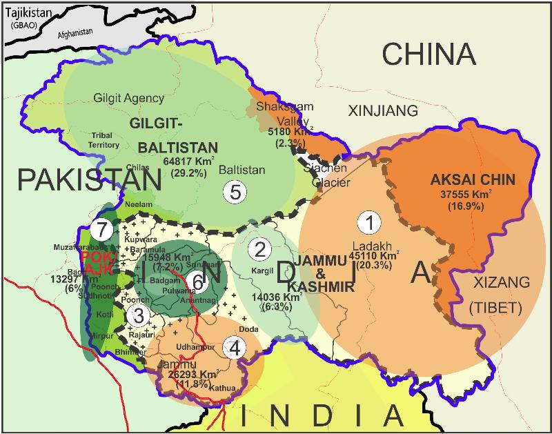 final Kashmir Map